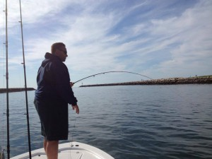 Wells Maine Striper Fishing Charter