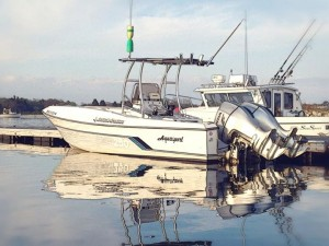 Aquasport Wells Maine Fishing Charter