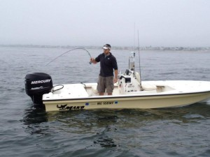 Wells Maine Fishing Charters, Wells Maine Striped Bass Fly Fishing