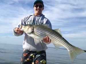 Wells Maine Striper Fishing Charter, Wells Maine Fishing Trip, Breton's Charters Customers