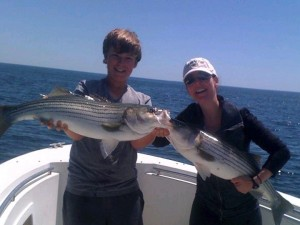 Wells Maine Striper Fishing Charters